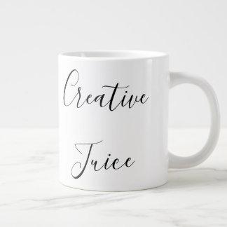 Grande Tasse Jus créatif
