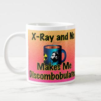 Grande Tasse Le rayon X et aucun café ne me font