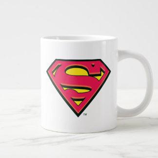 Grande Tasse Logo classique du S-Bouclier | de Superman