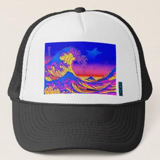 Grande vague de CYCAD outre de casquette de