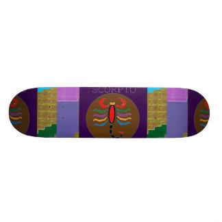 Graphique SAUVAGE de ZODIAQUE d'ANIMAL FAMILIER de Skateboards Personnalisés