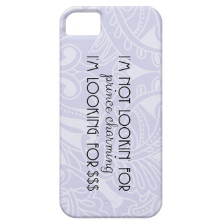 Grappig Barely There iPhone 5 Hoesje