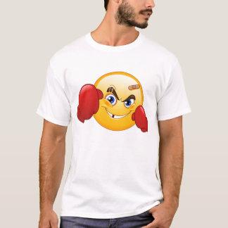 Grappig bokseroverhemd t shirt
