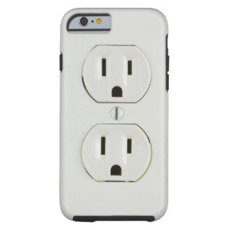 Grappige ElektroAfzet Tough iPhone 6 Hoesje