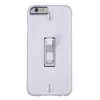 Grappige Lichte iPhone 6 van de Schakelaar hoesje Barely There iPhone 6 Hoesje