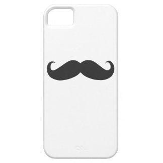grappige snor Case-Mate iPhone 5 hoesje