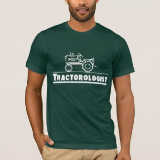 Grappige Tractor T Shirt