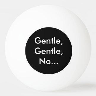 Grappige Zacht om me vast te spijkeren Één Bal van Pingpongballetjes