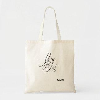 Gras-fist Tote Bag