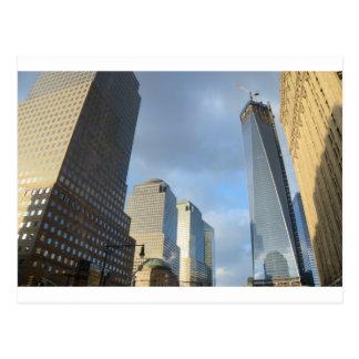 Gratte-ciel de New York Carte Postale