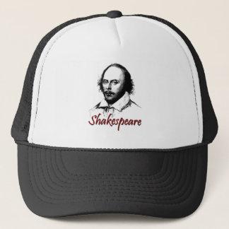 Graver à l'eau-forte de William Shakespeare Casquette