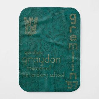 GRAYDON - GREMLIN 1957 LINGES DE BÉBÉ