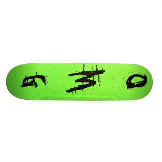 greenOMG Skateboards Personnalisables