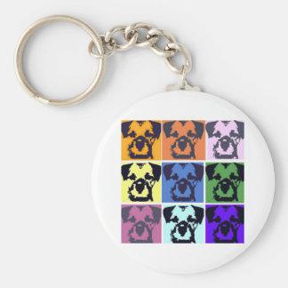 Grens Terrier Sleutelhanger