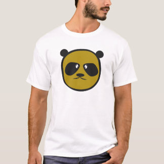 Griezelig draag Emoji T Shirt