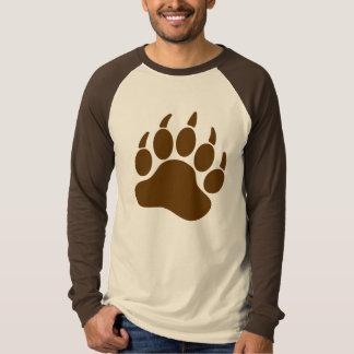 Griffe d'ours de fierté d'ours de Brown (r) T-shirt