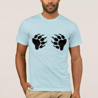 Griffe d'ours de fierté d'ours noir (r) t-shirt