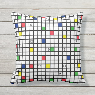 Grille Coussin