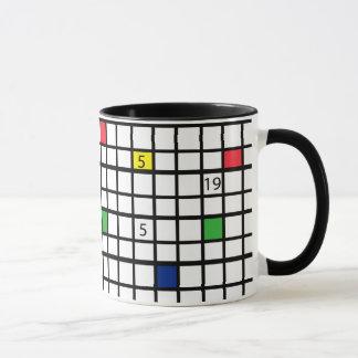 Grille Mug