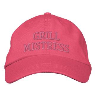 Griller le casquette
