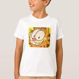 Grimace de Garfield, chemise d'enfants T-shirt