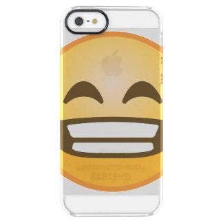 Grimacerie d'Emoji Coque iPhone Clear SE/5/5s
