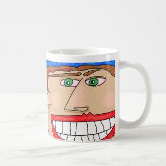 Grimaces… Commencez votre jour avec un sourire Mug