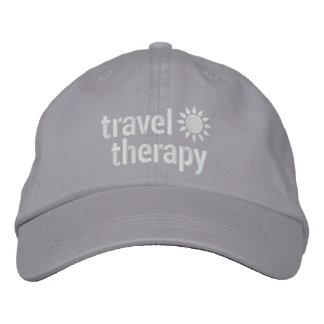 Gris du casquette | de thérapie de voyage