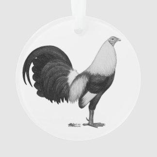 Gris Duckwing de coq de combat