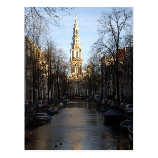 Groenburgwal, Amsterdam Wens Kaarten