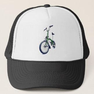 Groene fiets Brompton Trucker Pet