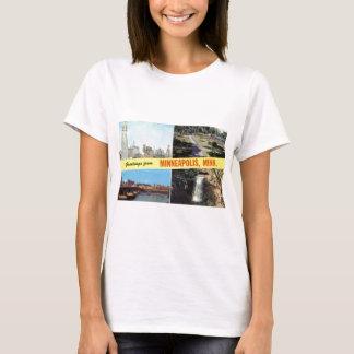 Groeten van de jaren '50 van Minneapolis T Shirt