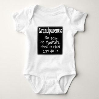Grootouders Romper