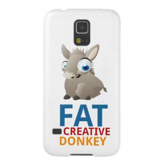 Grosse forme créative de la galaxie S5 de Samsung Coques Pour Galaxy S5