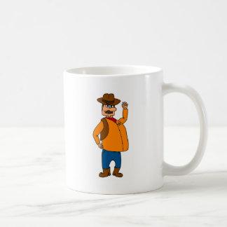 Grosse tasse de shérif