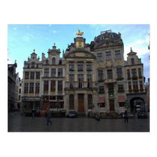 Grote Plaats, Brussel Wenskaarten