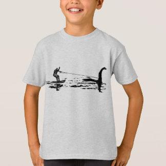 Grote Voet en Nessie T Shirt
