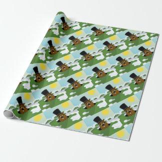 Groundhog Papiers Cadeaux