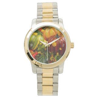 Groupement d'automne montres bracelet