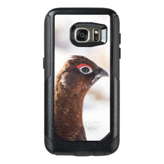 Grouse rouge coque OtterBox samsung galaxy s7