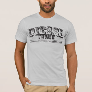 Grunge diesel de puissance t-shirt
