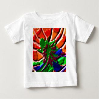 Guérison de Lotus   flower power T-shirt Pour Bébé