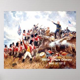 Guerre d'ABH de 1812 Poster