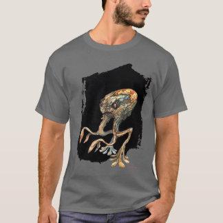 Guerre des mondes : Pièce en t martienne T-shirt