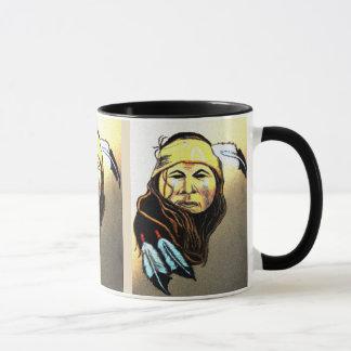 Guerrier d'Apache Mug