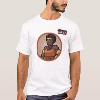 Guerrier de zoulou -- Femelle T-shirt