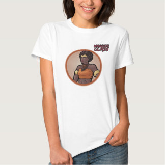 Guerrier de zoulou -- Femelle Tshirts