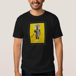 Guerrier de zoulou tshirt