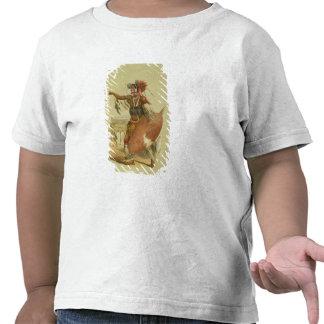 Guerrier de zoulou, Utimuni, neveu de Chaka le T-shirts