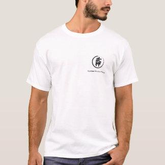 Guerrier d'ombre de Bujinkan T-shirt